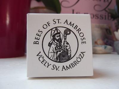 Včely sv. Ambróza