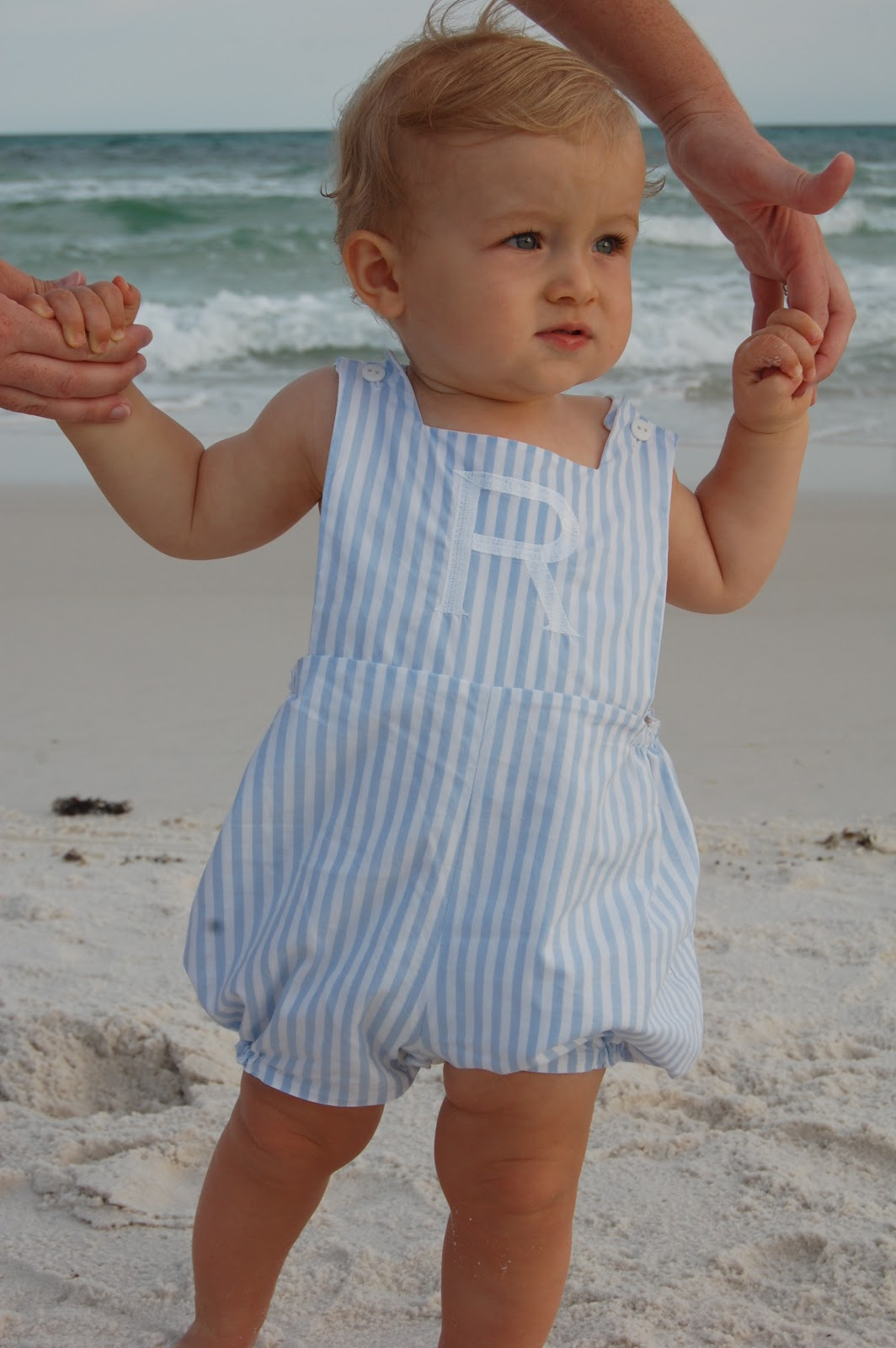 Baby Fashion Beach