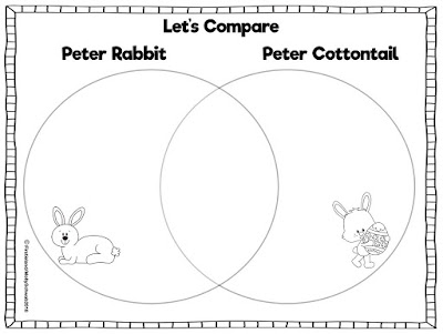 firstieland: peter rabbit activities peter the great venn diagram explain the process of water cycle with the help of diagram
