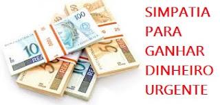 simpatia atrair dinheiro