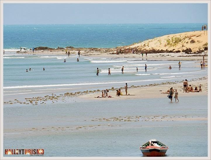 belas praias, Jericoacoara
