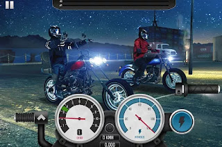 Download Top Bike Racing Moto Drag v1.01 Mod Apk