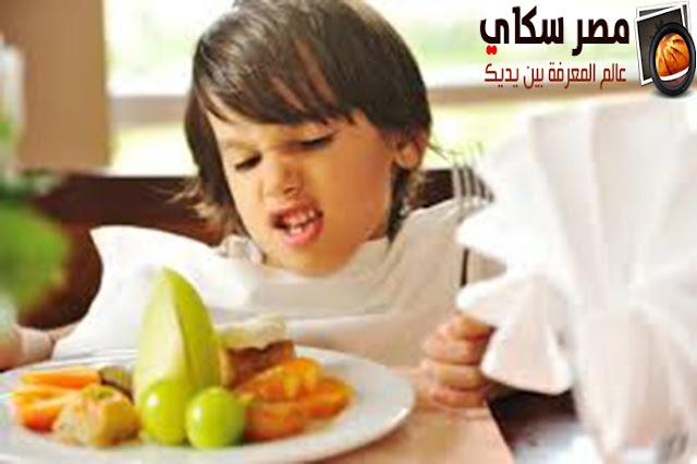 ماهى الأغذية المضرة لأبنلئنا وماهى البدائل ؟