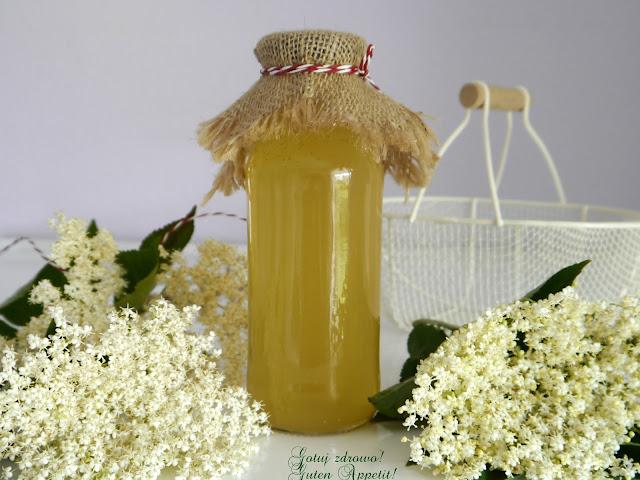 Syrop z kwiatów czarnego bzu - bez cukru - Czytaj więcej »