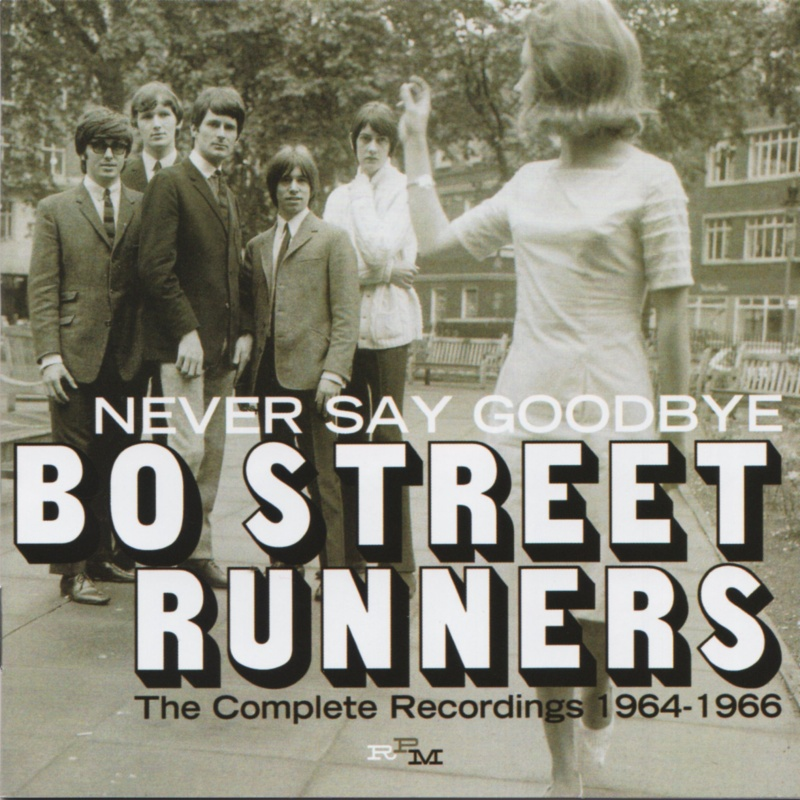 Bo Street Runners - Tell Me What You're Gonna Do / And I Do Just What I Want