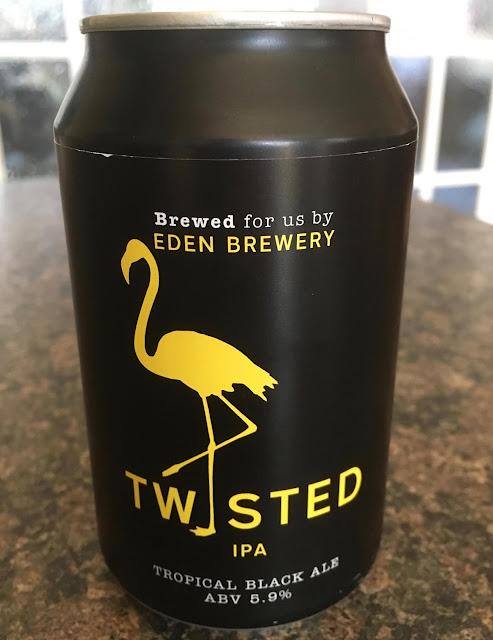 Twisted IPA Beer