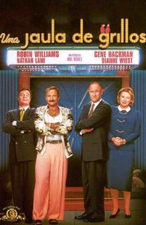 Película Una jaula de grillos, de Mike Nichols - Cine de Escritor