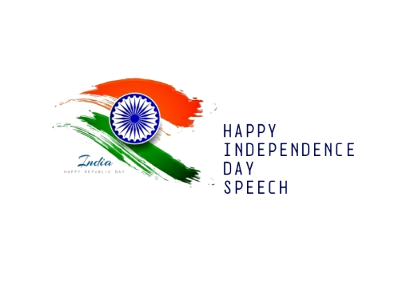 72th independence day speech