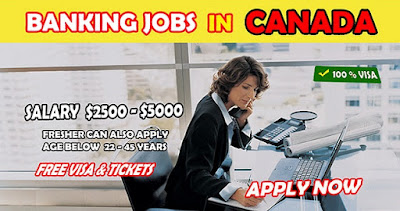 Bank Jobs in Canada