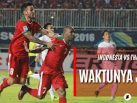 Prediksi Indonesia Vs Thailand Final AFF 14 Desember 2016 Leg Ke I