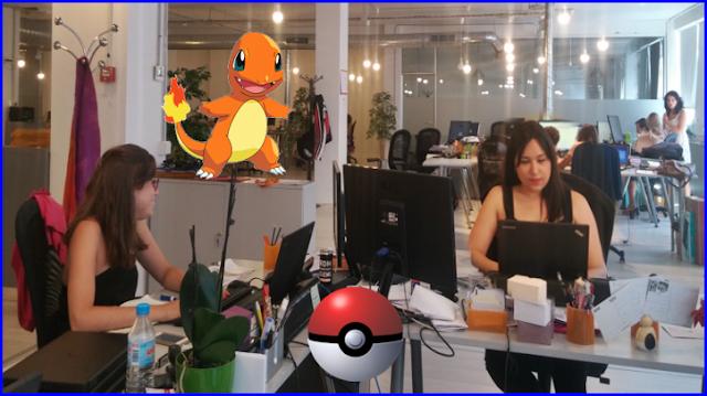 Pokémon Go !!!  Cómo utilizar este fenómeno en tu negocio.