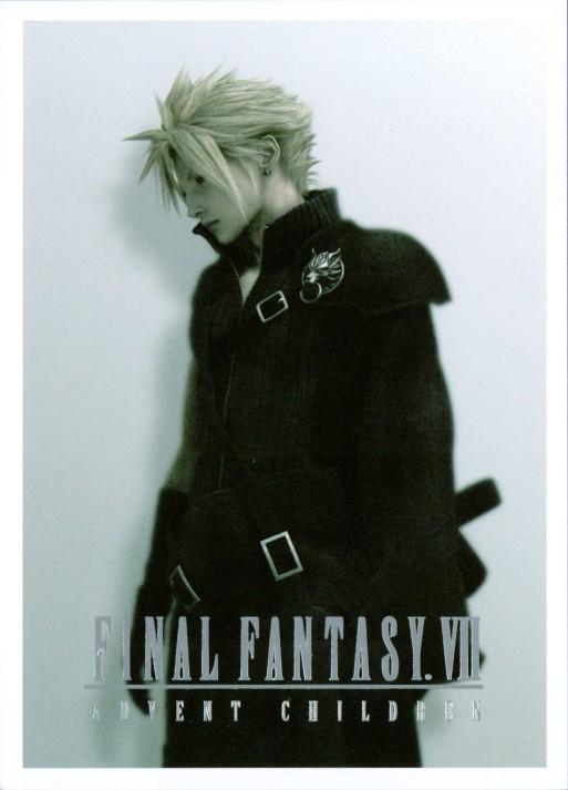 Dica De Filme:Final Fantasy VII Advent Children