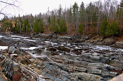 St. Louis River, downstream from proposed PolyMet project