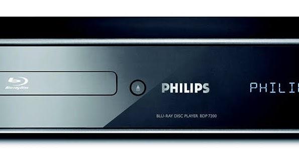 Philips BDP7200/37B Blu-Ray Player Driver