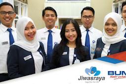 Loker PT Asuransi Jiwasraya (Persero) Terbaru