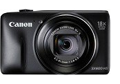 CANON DIGITAL CAMERA POWERSHOT SX600 HS BLACK