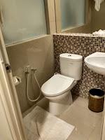 toilet Nite & Day Residence Alam Sutera