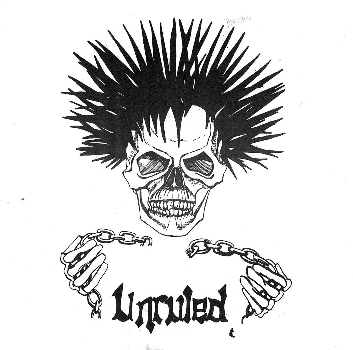 """7c707a93f48 UNRULED were one of the greats from the Montreal hardcore scene and the  U2 SKIDS intro to """"Time is Running Out"""" throws ..."""