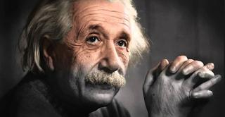 Albert Einstein Percaya Tuhan? Tulisan Tangannya Ini Menjawab,Dunia Gempar!