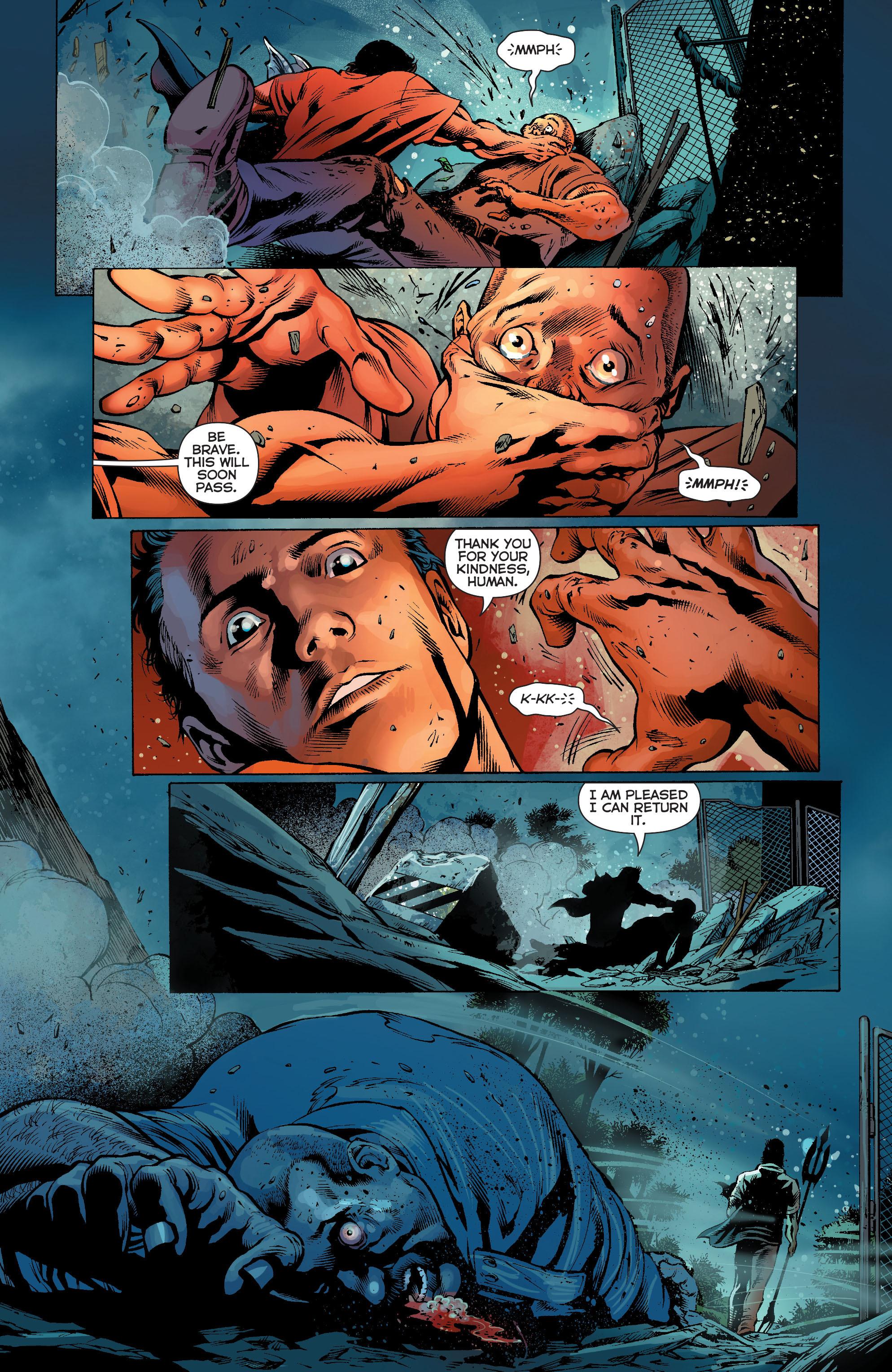 Read online Aquaman (2011) comic -  Issue #23.2 - 10