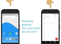 Aggiornamento Flick Launcher smartphone Android: novità miglioramenti