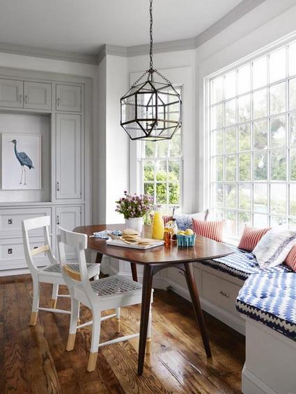 Narrow Dining Room Table Ideas 7