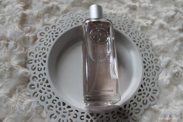 Yves Rocher Kwiat wiśni - czyli mój mały, wiosenny, zapachowy must have.