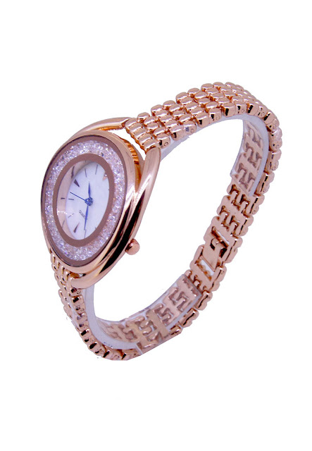 curren crystal watch