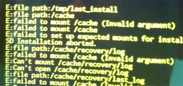 How To Fix ASUS ZenFone 2 LASERZe550kl 2GB Variant Update Error
