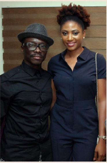 Julius Agwu's Wife clears the air on his health status  & Thanks Well-wishers for their Prayers
