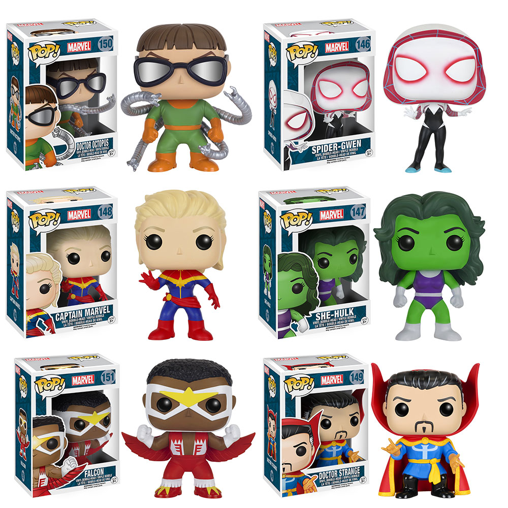 the blot says marvel pop series 4 by funko feat. Black Bedroom Furniture Sets. Home Design Ideas
