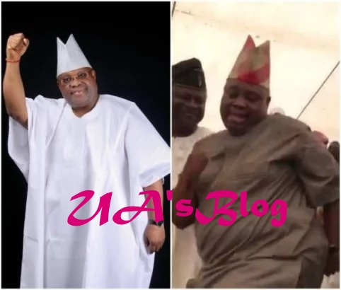 I am contesting for governorship because people are suffering - Senator Adeleke