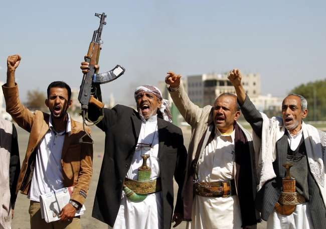 Menteri Houthi Membelot ke Arab Saudi