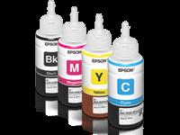 Restoring codes for Epson L100, L220 and L1800 ink bottles