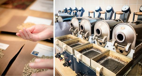 Kaffee Verkostung | titatoni - Renate Bretzke