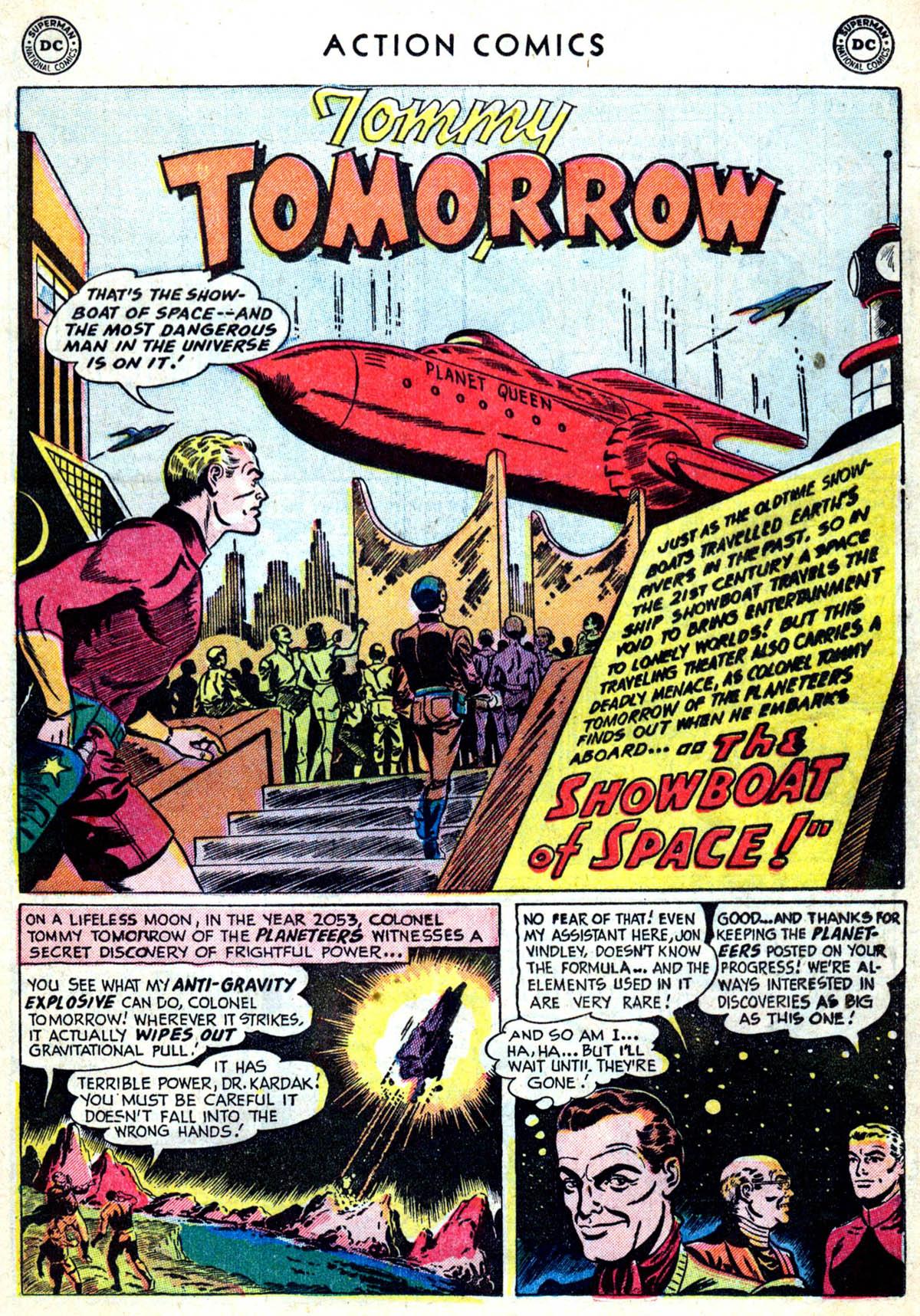 Action Comics (1938) 183 Page 24
