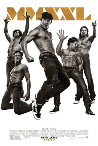 Magic Mike XX [2015] [DVDR] [NTSC] [Custom – HD] [Subtitulado]