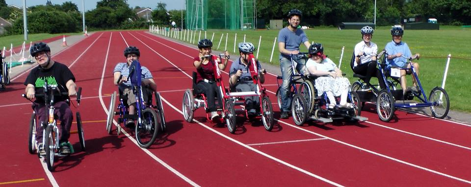 Gloucestershire Wheels For All
