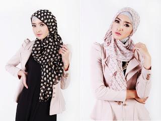 Model hijab terbaru 2017