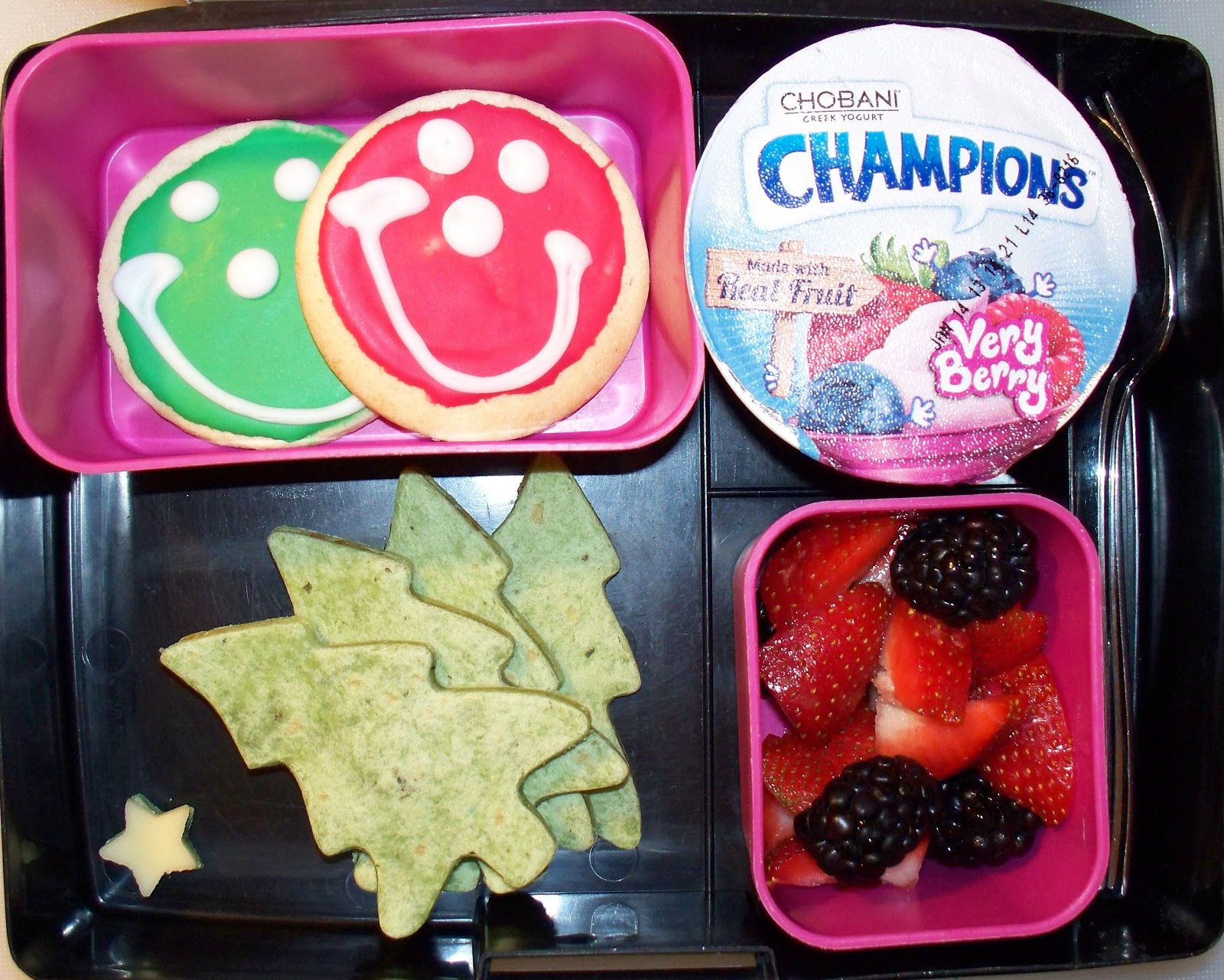 Molly's Lunch Box: Eat 'N Park Christmas Star