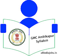 GMC Ambikapur Assistant Librarian Syllabus