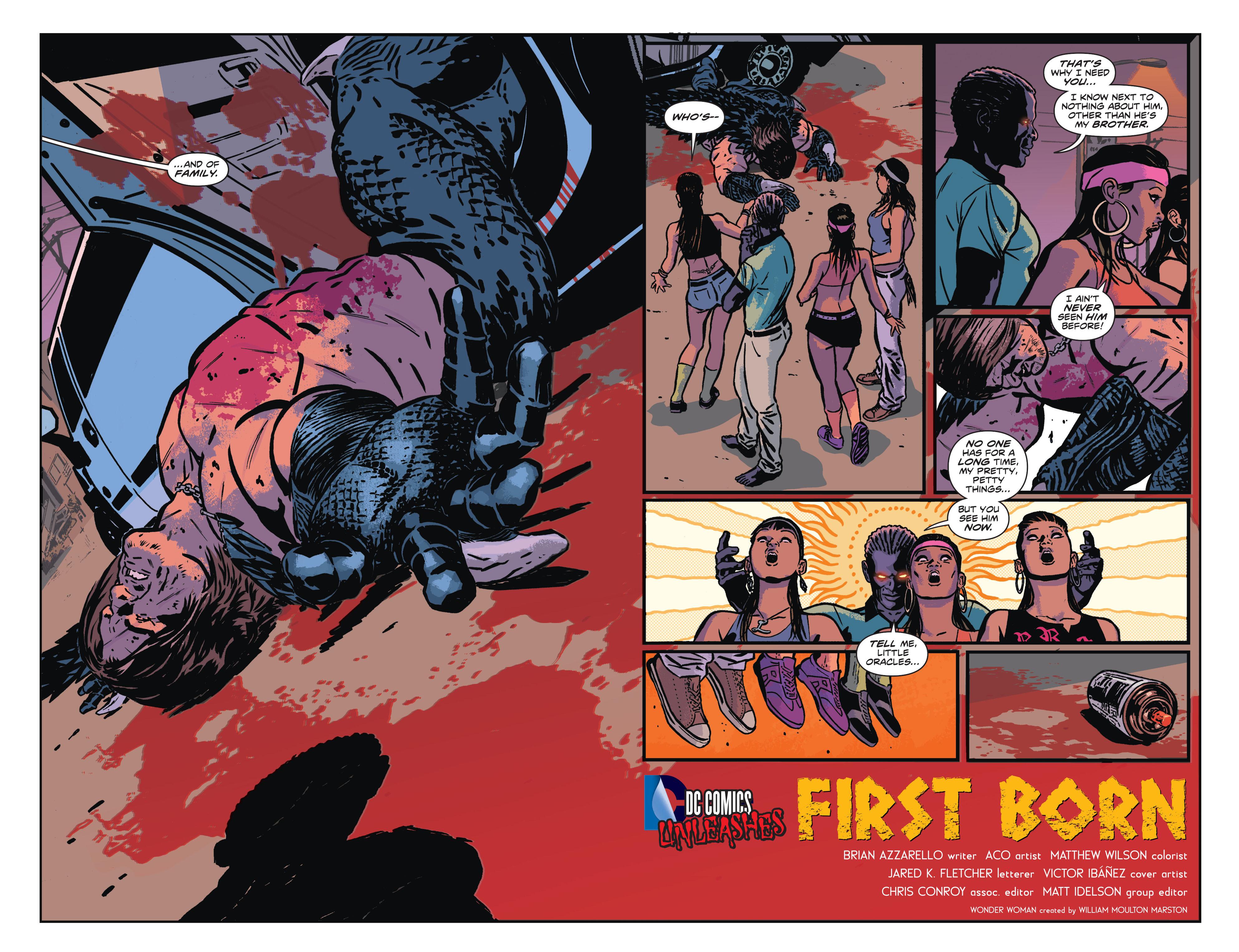 Read online Wonder Woman (2011) comic -  Issue #23.2 - 3