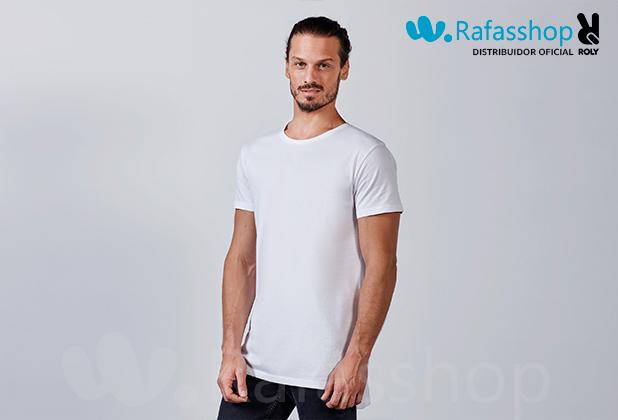 Camiseta Collie 7136 Roly Hombre Manga Corta