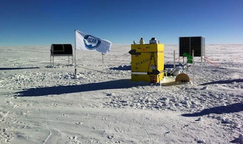 Telescopio Heat Ridge A - Antártida