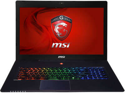 Spesifikasi Laptop MSI