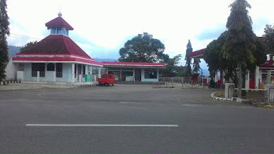 Pom Bensin Di Lampung Barat