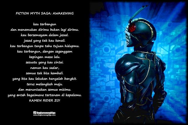 Fiction Myth Saga: Awakening