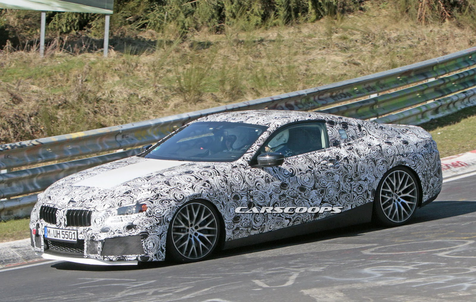 Bmw Confirms 8 Series I8 Roadster For 2018 Launch Carscoops