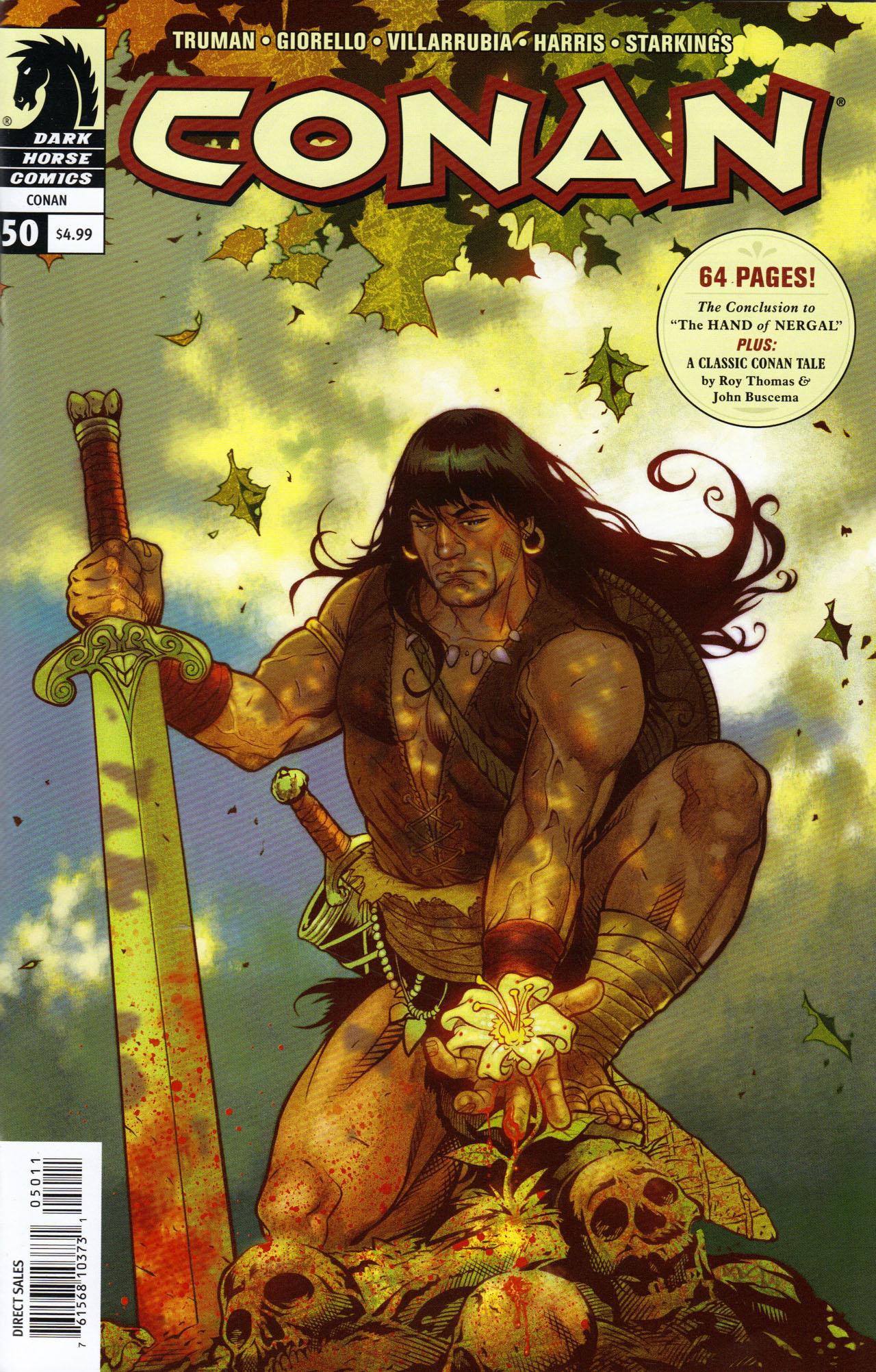 Conan (2003) 50 Page 1