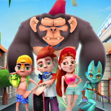 Bus Rush Mod Apk v1.0.15 (Unlimited Money) Full version